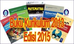 Buku Kurikulum 2013 Edisi 2015