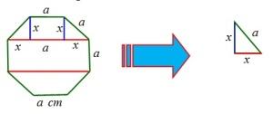 Cara Menemukan Luas Bangun Datar Segi Delapan Beraturan Matematohir