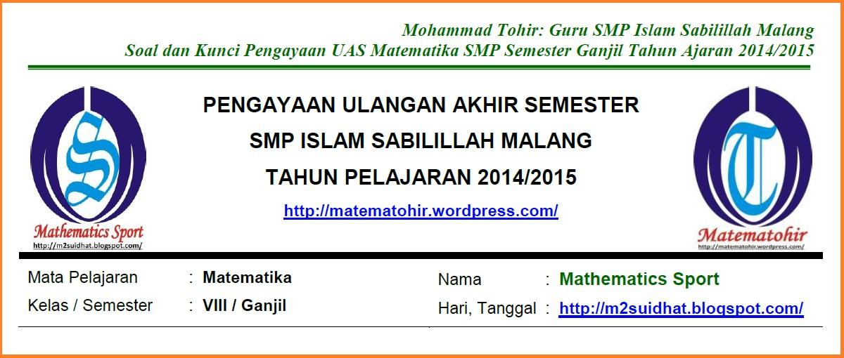 Kunci Jawaban Matematika Newhairstylesformen2014 Com