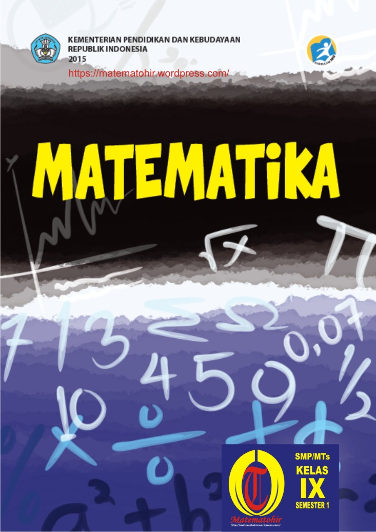 Buku Pegangan Guru dan Siswa Kurikulum 2013 Edisi 2015  Matematohir